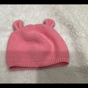 Baby Gap; girls; beanie; 12-18 months